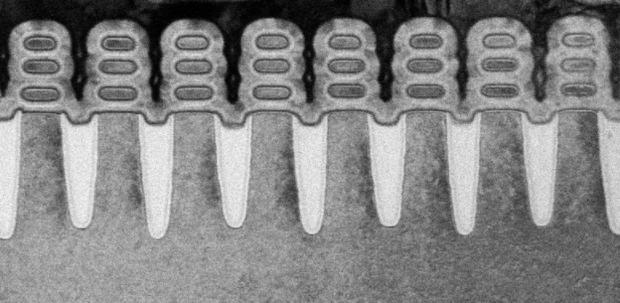 5nm nanosheet transistors